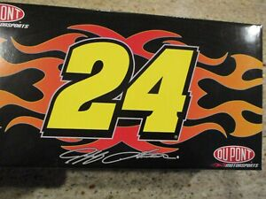 JEFF GORDON 24 DUPONT ADC DIRT CAR 1 OF 1,524 NEW IN THE BOX
