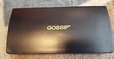 New Gossip Watch Set , 1Silver and 1 Gold watch Face and 12 Watchbands