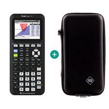 TI 84 Plus CE-T Taschenrechner Grafikrechner + Schutztasche Schutzhülle