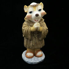 "Chipmunks Chip Monk Figurine Holland Studio Craft Limited Limited Edition 4.5"""