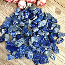 100% NATURAL BLUE LAPIS LAZULI CRYSTAL rough/specimen 50g