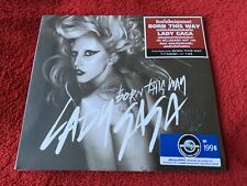 Lady Gaga Cd Single THAI BORN THIS WAY 4 Tracks   New And Sealed CARD SLEEVE