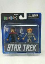 "Minimates Star Trek ""Captain Janeway and Seven of Nine"" Diamond Select 2013"