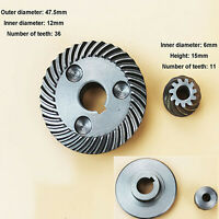 Replacement Spiral Bevel Pinion Gear Set for Makita 9553 9555HN Angle Grinder