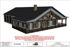 BRN 04-C-HOUSE FLOOR PLAN-SQFT-2,942-4 BEDROOM, 3.5 BATH-RANCH: BARDOMINIUM