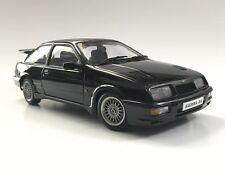 "Ford Sierra RS Black 1/18 AUTOart HTF "" READ DETAILS"""