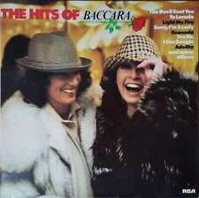 Baccara - The Hits Of Baccara (LP, Comp, Gat) Vinyl Schallplatte 120216