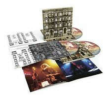 LED ZEPPELIN CD - PHYSICAL GRAFFITI [3CD DELUXE EDITION](2015) - NEW UNOPENED
