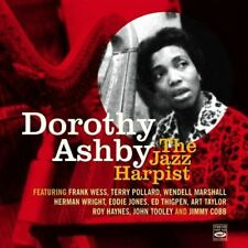 Dorothy Ashby - The Jazz Harpist / Fresh Sound 3cd set New and sealed