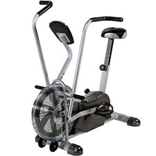 Marcy Air Cardio Fitness Training Equipment Fan Workout Bike with Exercise Arms