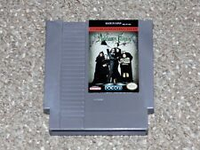 The Addams Family Nintendo NES Cartridge