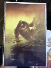 Kong Of Skull Island #4 Chris Bruner 1:10 Variant NM Free Shipping