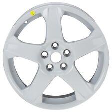OEM NEW 17 Inch 5-Spoke Alluminum Wheel White 12-16 Chevrolet Sonic 19300985