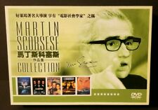 RARE! Martin Scorsese 26 DVD Collectors Box Set +Extra...Chinese! Fast Shipping!