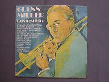 """LP 12"""" 33 rpm 19?? GLENN MILLER GREATEST HITS - ITALY ORL 8767"""