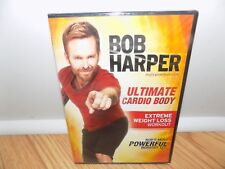 Bob Harper: Ultimate Cardio Body Extreme Weight loss Workout DVD BRAND NEW