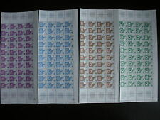 TIMBRES FRANCE PREOB BLOC de 40 Timbres n°182 au n°185  NEUF** COTE 160€