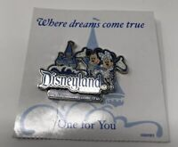 Where Dreams Come True Disneyland Resort Mickey and Minnie PIN 2006 Walt Disney