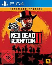Red Dead Redemption 2 - Ultimate Edition (Sony PlayStation 4, 2018)