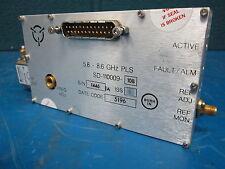 Harris Farinon SD-110009-108 5.8-8.6 GHz PLS Oscillator