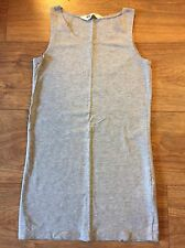 Girls Grey Vest Top, Size EUR 146/152, US 10-12y From H&M, Great Condition