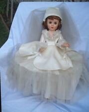 Beautiful Vintage All Vinyl American Character Bride Doll 1957