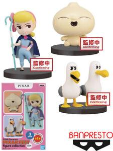 Banpresto Pixar Fest Figure Collection Vol 4 Set of 3 New Bao, Bo Peep, Seagulls