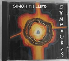SIMON PHILIPS SYMBIOSIS NEW AGE FUSION JAZZ CD DRUMS BATTEUR RAY RUSSEL