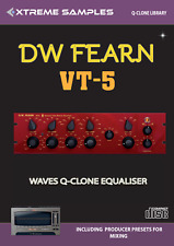 Xtreme samples DW Fearn vt-5 EQ Waves Q-Clone Library