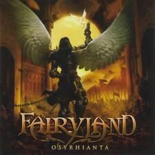 FAIRYLAND - OSYRHIANTA (2020) French Symphonic Power Metal CD Jewel Case+GIFT