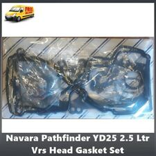 VRS Cylinder Head Gasket Kit Nissan Navara Pathfinder YD25 2.5 Ltr Diesel
