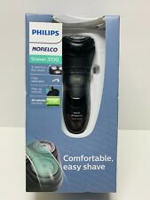 NEW PHILIPS NORELCO SHAVER 3100 RECHARGEABLE ELECTRIC SHAVER WITH POP-UP TRIMMER
