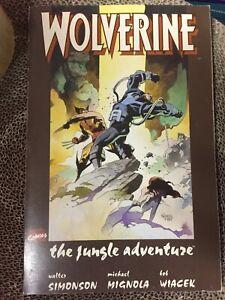 Wolverine the jungle adventure di Mike Mignola - prima edizione USA