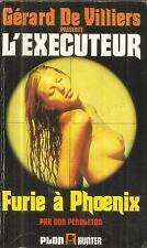DON PENDLETON  FURIE A PHOENIX  L'EXECUTEUR 55