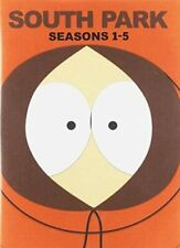 South Park: Season 1-5 [New Dvd]