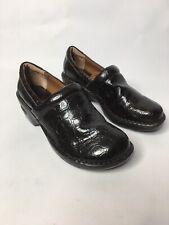 BOC Women Concepts Brown Nursing Clogs Work Shoes Heel Comfort US 8 EUR 39