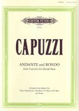 CAPUZZI ANDANTE & RONDO from Dbass Concerto TUBA