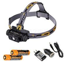 Fenix HL60R 950 Lumens USB Rechargeable Headlamp w/ 2x18650 Rechargeable Battery