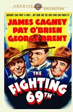 FIGHTING 69TH - (1940 James Cagney) Region Free DVD - Sealed