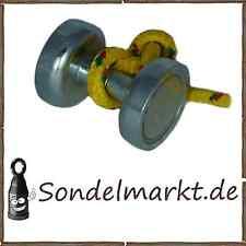 MINI HULK Bergemagnet Suchmagnet inkl. 20m Schnur Metalldetektor Magnetfischen