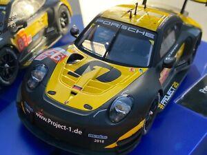 """Carrera Digital 132 30916 20030916 Porsche 911 RSR """" Project 1, #56"""" NEU OVP"""