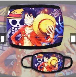 Nananico One Piece 02 Unisex Anti-Dust Outdoor Face Mask