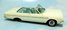 Original 1964 Plymouth Fury Convertible Detailed Painted