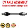 Front Passenger Side Right Complete CV Axle Shaft For ACURA MDX,HONDA PILOT