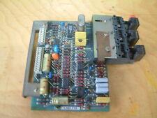 STUDER B67 15ips speed card used 331