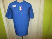 """Italien """"FIGC"""" Original Puma Heim Weltmeisterschaft Sieger Trikot 2006 Gr.M TOP"""