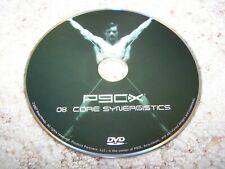 P90X Extreme FITNESS Replacement DVD Disc CORE SYNERGISTICS 08 Tony Horton NEW