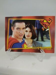 Rare Superman Lois & Clark LC2 Promo Trading Card