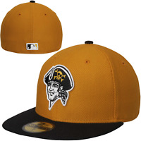 Pittsburgh Pirates New Era Diamond Era Performance 59FIFTY Fitted Hat