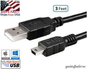 USB Data Cable For CANON IFC-500U CANON EOS REBEL T1i T2i T3 T3i T4i T5i CAMERA
